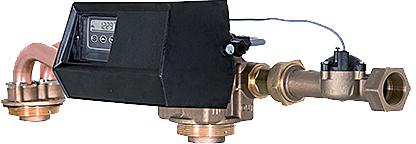 Клапан управления умягчителем непрерывного действия по расходу Fleck 9500/1700 SXT 1,5″ 4C/15/2