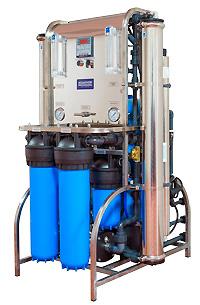 Система обратного осмоса Аквафор APRO PAP S-500-PP-22X-G-PB-UVM-0.1