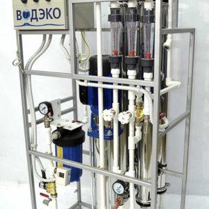 Установка обратного осмоса Aquaflow RO 40-0.25-L-PP