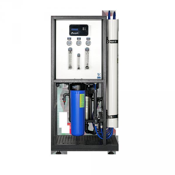 Коммерческая система обратного осмоса Ecosoft MO 24000 (без мембран)