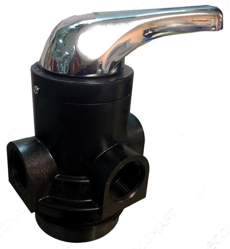 Клапан ручного управления фильтром Runxin F56E