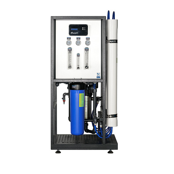 Коммерческая система обратного осмоса Ecosoft MO 24000 (с Econnect)