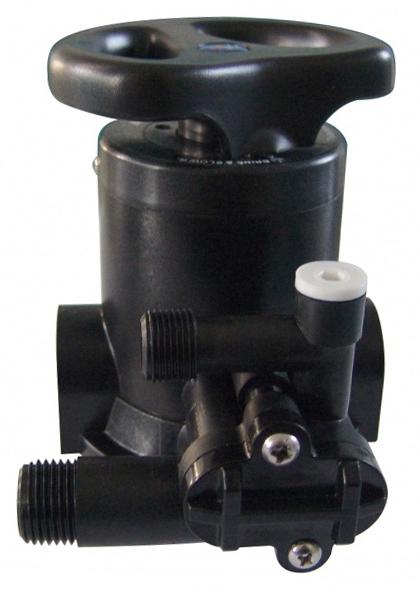Клапан ручного управления умягчителем Runxin F64B