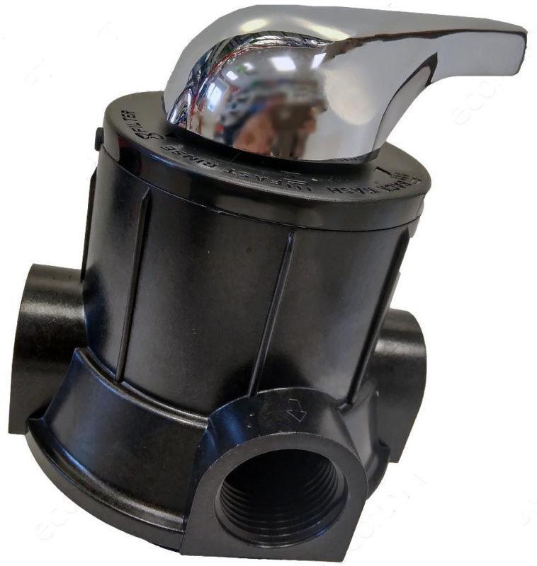 Клапан ручного управления фильтром Runxin F56A