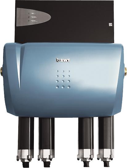 Установка электромагнитного умягчения BWT AQA Total-energy 8400