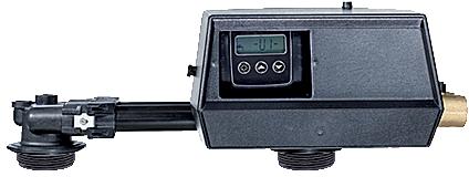 Клапан управления умягчителем непрерывного действия по расходу Fleck 9100/1600 SXT 1″ 2/4/1