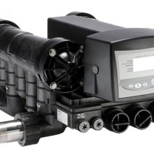 Клапан управления умягчителем непрерывного действия Autotrol Magnum It 764 Twin NHWB